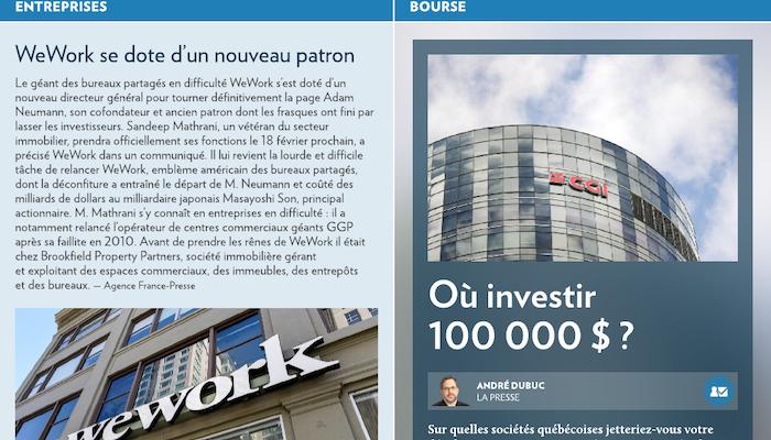 Bourse: où investir 100000 dollars?
